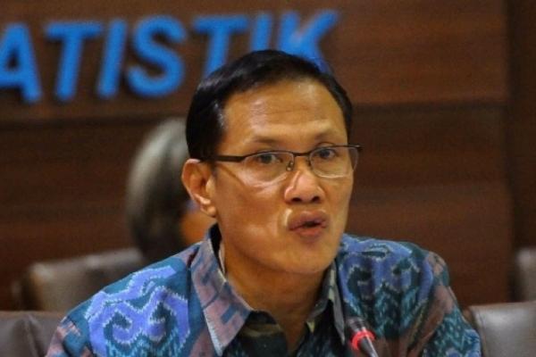 Kepala Badan Pusat Statistik (BPS) Suhariyanto. Foto: ddtcnews