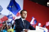 Presiden Prancis, Emmanuel Macron (foto: tabloidbintang)