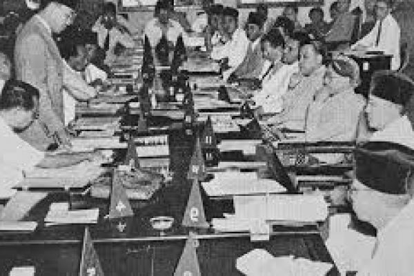 BPUPKI berganti nama menjadi Panitia Persiapan Kemerdekaan Indonesia (foto: nasional.okezone)