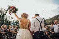 Ilustrasi pernikahan (foto: beritaunik)