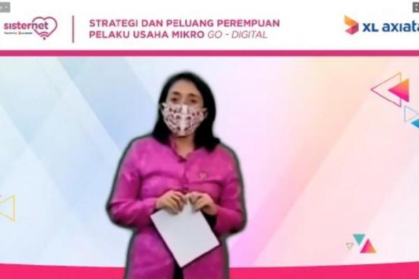 Menteri Pemberdayaan Perempuan dan Perlindungan Anak (PPPA), Bintang Puspayoga