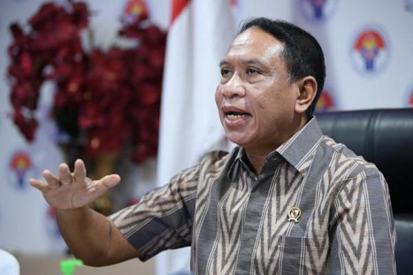 Menteri Pemuda dan Olahraga Zainuddin Amali (Foto: Kemenpora.go.id)