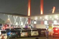 Cegah Kepadatan Lalin, Jasa Marga  Tutup Rest Area 50A Arah Cikampek