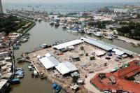 Pembangunan Kampung Akuarium Selesai Desember 2021