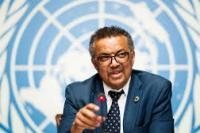 Kepala Organisasi Kesehatan Dunia (WHO), Tedros Adhanom Ghebreyesus