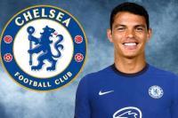 Chelsea Datangkan Thiago Silva Secara Gratis