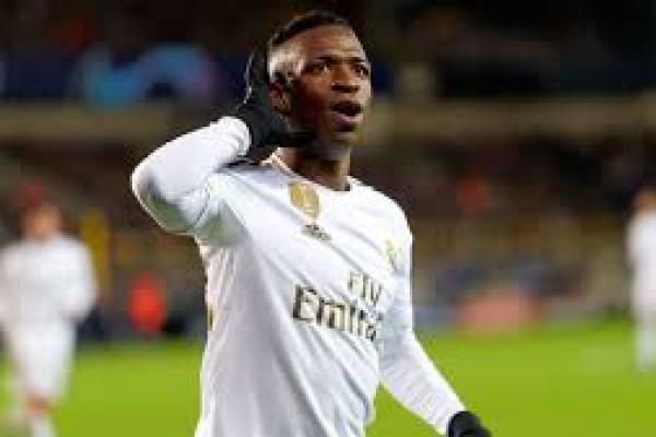 Milih Setia pada Madrid, Vinicius Junior: Saya Banyak Belajar dengan Para Pemain Madrid