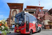 Teman Bus Resmi Beroperasi di Bali Hari Ini