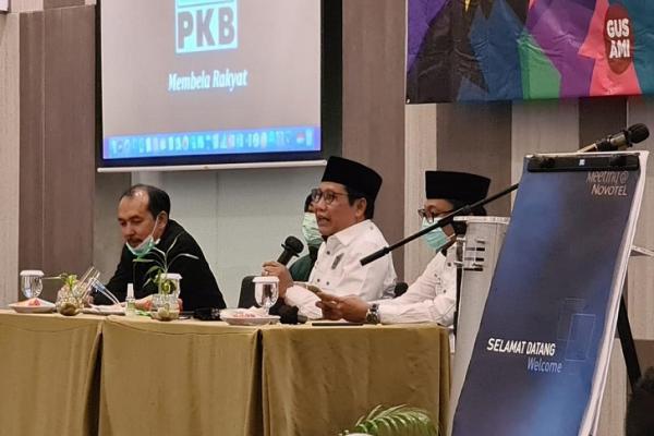 Sekolah Legislator PKB, Gus Halim Ingatkan Tujuan Utama Berpolitik