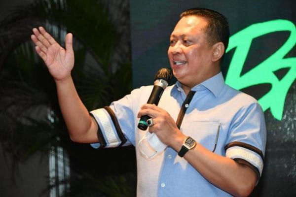 Ketua MPR Minta PSBB Ketat Terapkan Sanksi Berat
