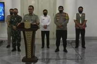 Anies Umumkan Perketat PSBB DKI Jakarta Selama 14 Hari