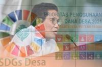 Dana Desa 2021 Diprioritaskan untuk Dorong Capaian SDGs