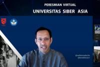 Resmikan Unsia, Wapres: E-Learning Sebagai Pilihan di Negara Kepulauan