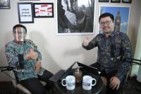 Mendes PDTT Abdul Halim Iskandar hadiri undangan Podcast milik Transvision (Humas Kemendes)