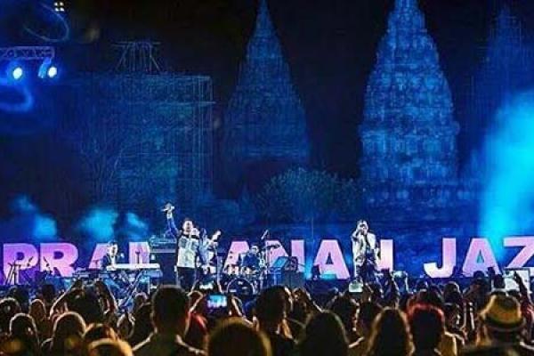 Hore, Prambanan Jazz Festival Tetap Digelar Meski Virtual