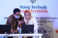 Gandeng e-Commerce, Gus Menteri Gaungkan Belanja Batik Secara Online