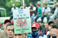 Sekitar 5 Juta Buruh akan Unjuk Rasa dalam Pengesahan RUU Cipta Kerja