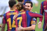 Tolak Laga Kontra Klub Israel, Barcelona Tuai Pujian