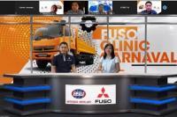 KTB menggelar Fuso Clinic Carnaval secara Virtual (KTB)