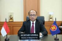 Lawan Covid-19, Kerjasama ASEAN Harus Lebih Erat