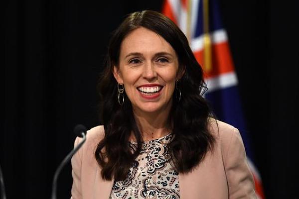 Jacinda Adern Menang Telak Pemilu Slandia Baru