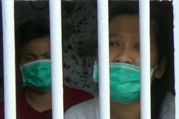 Ilustrasi narapidana perempuan di lapas. Foto: liputan6