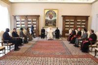 Jusuf Kalla Diskusi Bareng Paus Fransiskus Soal Kemanusiaan dan Perdamaian Dunia