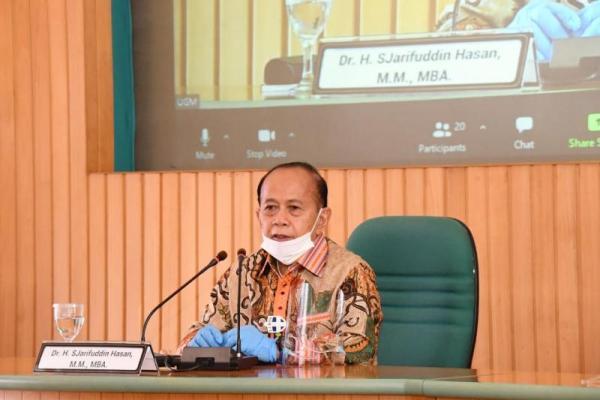 Wakil Ketua MPR Syariefuddin Hasan. (Foto: MPR)