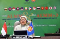 Ida Fauziyah Pimpin Pertemuan Menaker se-ASEAN