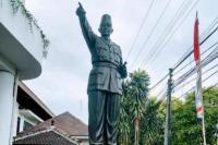 Sumpah Pemuda, Megawati Resmikan 13 Kantor Plus Patung Soekarno
