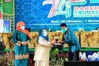 SDGs Desa, Muslimat NU Diajak Bangun Desa Ramah Perempuan