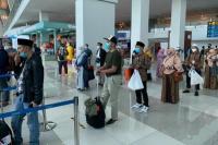 Sebanyak 253 Jamaah Umrah Berangkat dari Bandara Soetta Hari Ini