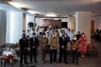 BBPLK Medan Latih SDM Sulut Bidang Perhotelan