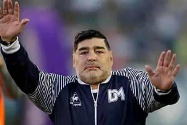 Diego Maradona (foto: Marca)