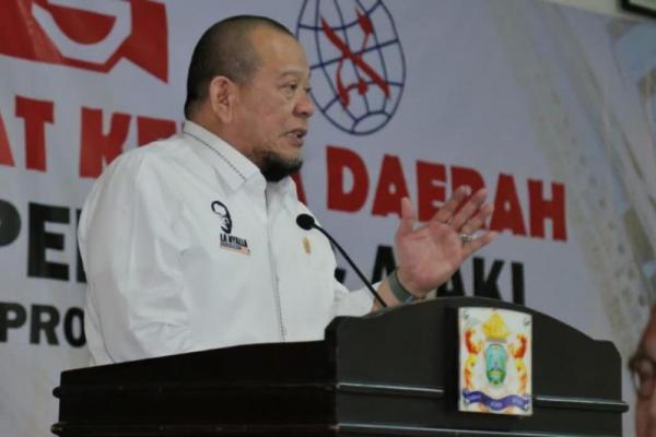 Ketua DPD RI AA LaNyalla Mahmud Mattalitti. (Foto: Ist)