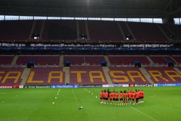 Ali Sami Yen, Markas Klub Sepakbola Galatasaray