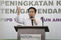 Kemendes Beri Pendamping Pelatihan, Gus Menteri: Pendamping Desa Harus di Atas Rata-rata