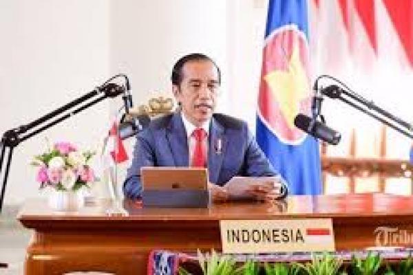 Presiden Jokowi Hadir di KTT G20 Via Daring