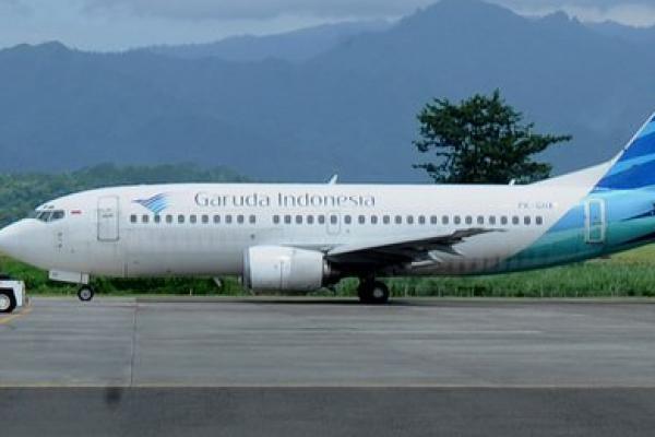 Garuda Indonesia Tunggu Izin Untuk Kembali Terbangkan Boeing 737 Max