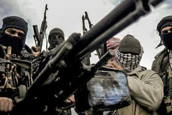 Kelompok teroris ISIS/Daesh