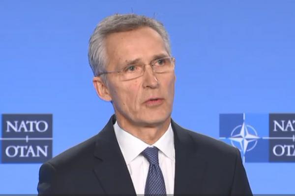 Sekjen NATO l Jens Stoltenberg