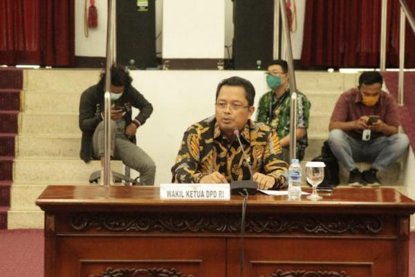 Wakil Ketua DPD RI Mahyudin. Foto: dpdri