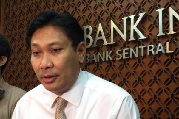 Direktur Eksekutif Kepala Departemen Komunikasi Bank Indonesia Onny Widjanarko