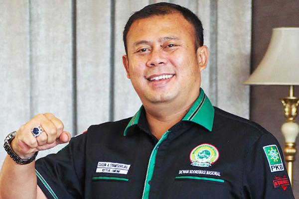 Ketua Fraksi PKB DPR RI Cucun Achmad Syamsurijal. Foto: faktanews