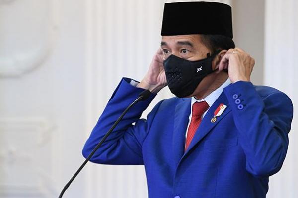Presiden Jokowi Minta Hentikan Kekerasan di Myanmar