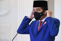 Dikritik BEM UI King of Lip Service, Jokowi Santai