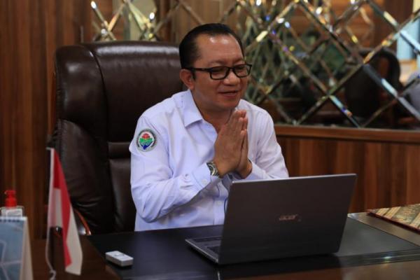 Sekretaris Jenderal Kemendes PDTT Taufik Madjid. (Foto: Kemendes PDTT)