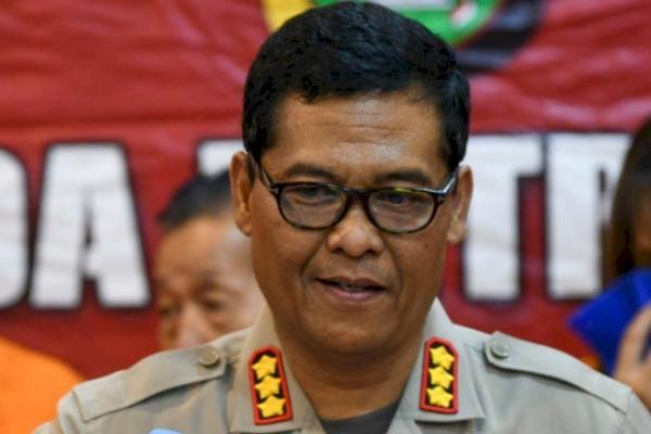Kepala Divisi Humas Polri Inspektur Jenderal Argo Yuwono
