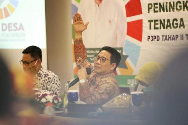 Menteri Desa, Pembangunan Daerah Tertinggal dan Transmigrasi, Abdul Halim Iskandar (Foto : Humas Kemendes PDTT)