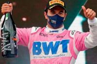 Kemenangan Pertama di F1 Bak Mimpi Bagi Perez